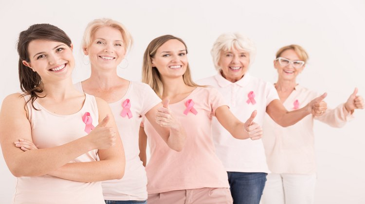 Meme Kanserine Yakalandılar, Beraber Tedavi Oldular