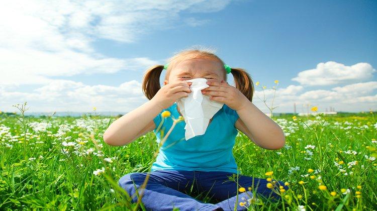 Çocuklarda Görülen Mevsimsel Hastalıklar Bahar Aylarında Artış Gösteriyor!