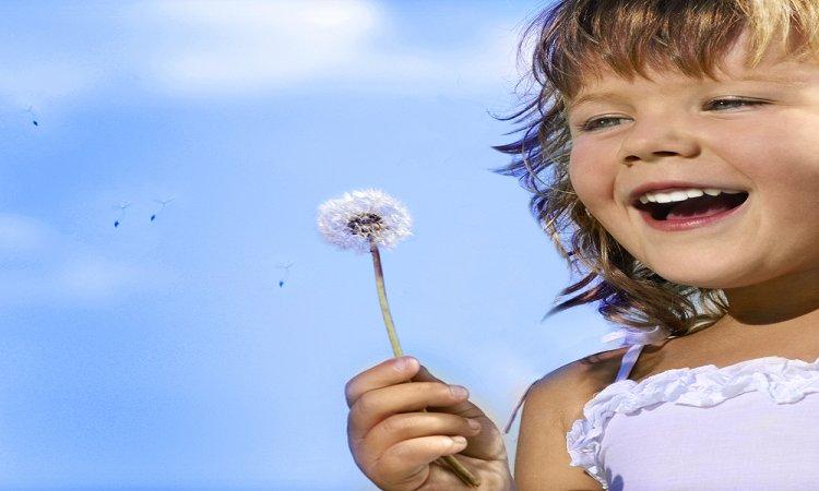 Çocuklarda Egzama Polen Mevsiminde Artış Gösterebilir
