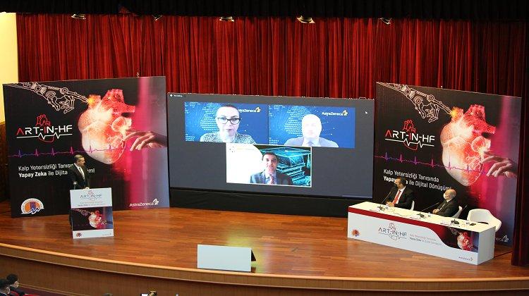 Mersin Üniversitesi Tıp Fakültesinde kalp yetersizliğinin erken tanısında yapay zekâ teknolojisinin kullanılacak