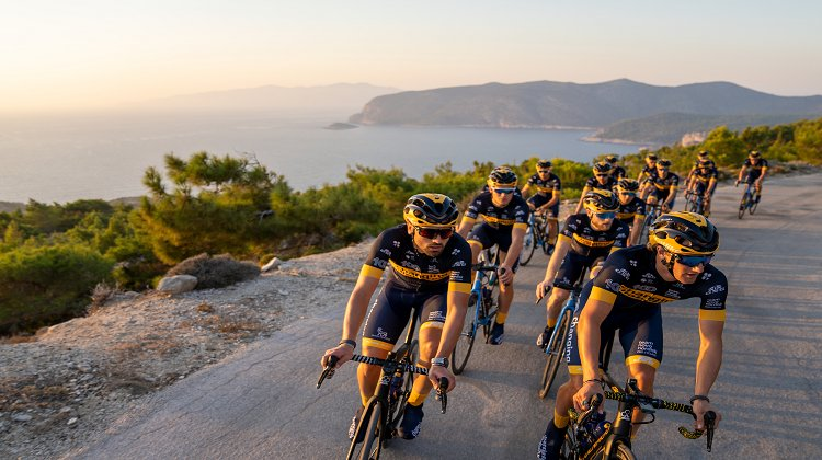 Team Novo Nordisk Cumhurbaşkanlığı Bisiklet Turu'nu Tamamladı