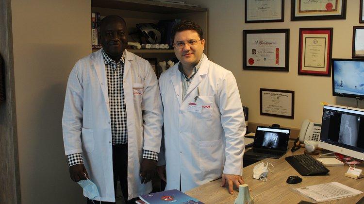 Medical Park Gebze Hastanesi Yabancı Hekimlere Eğitim Veriyor