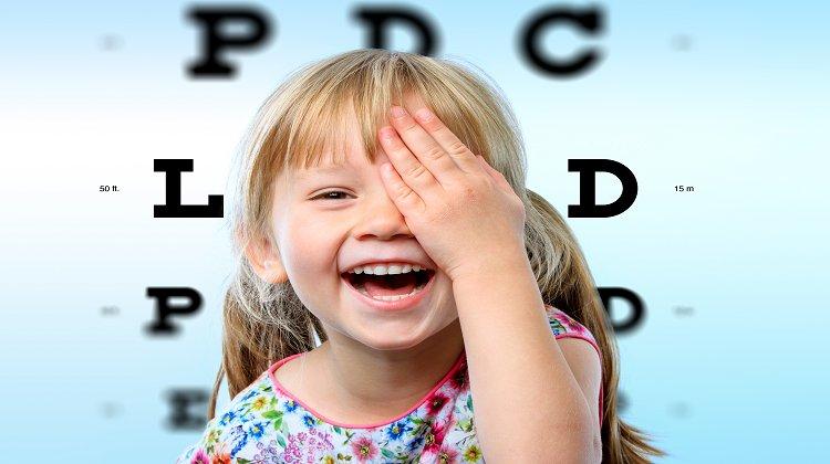 Çocuklarda Görme Bozukluğu Belirtilerine Dikkat!