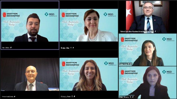 MSD Türkiye ve Hacettepe Üniversitesi'nden İşbirliği