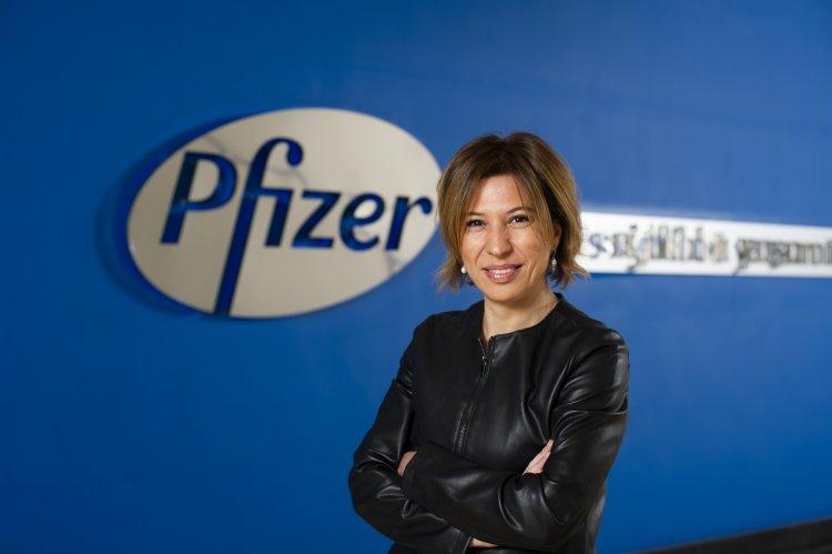 Pfizer Türkiye'de Önemli Atama: Elda Sevevi  Biopharma Operasyonları Liderliğine Getirildi