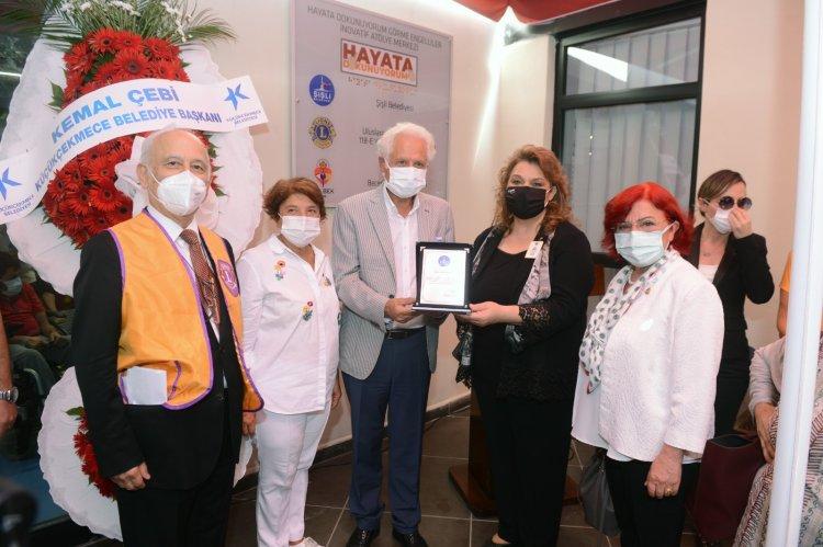 Şişli Belediyesi Engelli Koordinasyon Merkezi Hizmete Açıldı