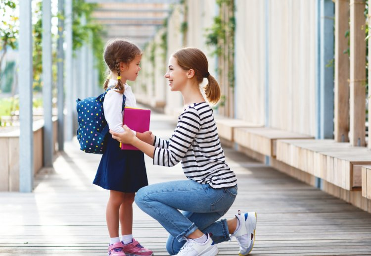 Okullar Açılıyor! İşte Anne Ve Babalara İlk Gün Rehberi
