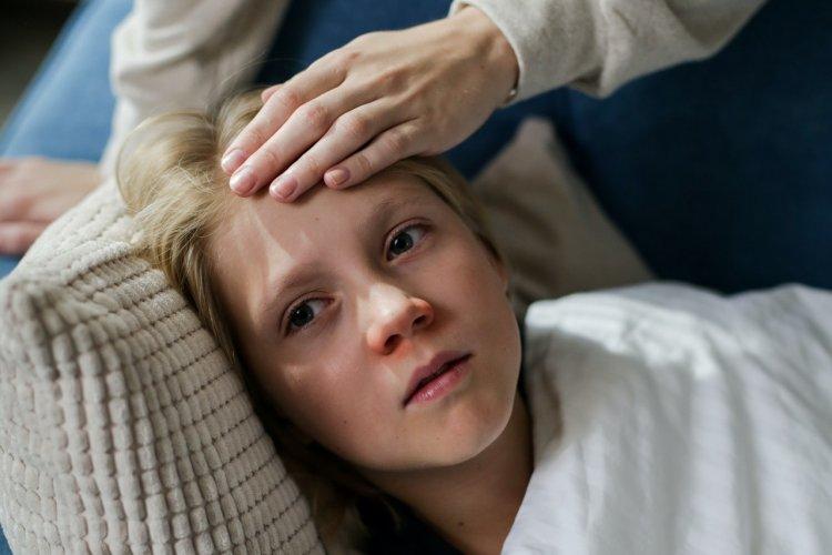 Sonbahar Hastalıkları Başladı! Çocuğunuzda Bu Belirtiler Varsa Dikkat!