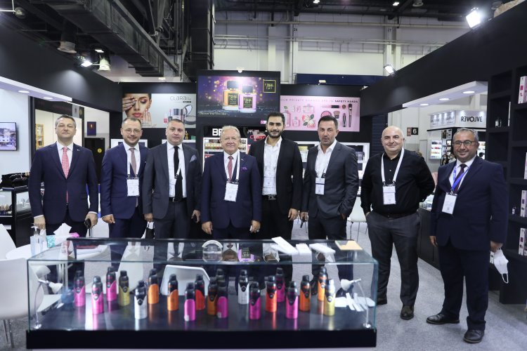 Kozmetik Sektörü Beautyworld Middle East Fuarı'nda Buluştu