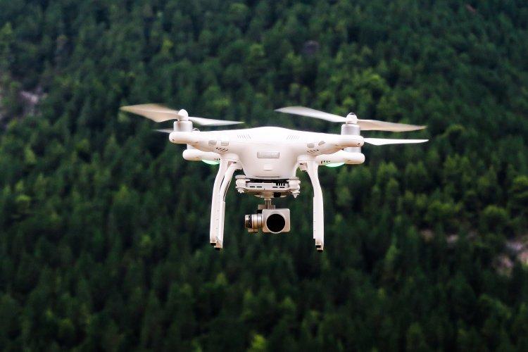 Dünyada İlk Kez Drone İle Organ Nakli İçin Akciğer Taşındı