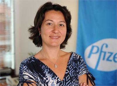 Pfizer Türkiye'ye Yeni İnsan Kaynakları Direktörü