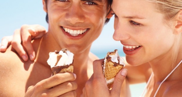 Dondurma Tüketirken Dikkat!