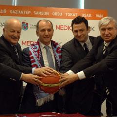 Medical Park, Trabzonspor'a Sponsor Oldu