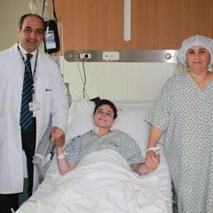 Memorial Ataşehir Hastanesi'nde İlk Organ Nakli