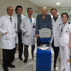 Yeditepe Hastanesi'nde Yapay Kalp Pompası Takıldı