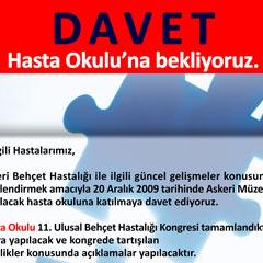 Behçet Hastalığı Kongresi İstanbul'da
