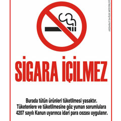 Sigara İçmek Çirkindir, Çirkinleştirir
