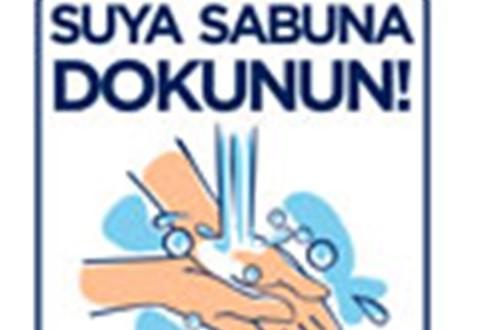 Suya Sabuna Dokunun Kampanyası