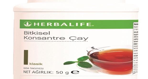 Bitkisel Konsantre Çaylar