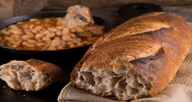 Ekşi Mayalı Tam Fırın Ekmeği
