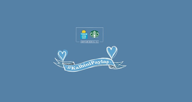 Starbucks'tan Dünya Otizm Farkındalık Projesi