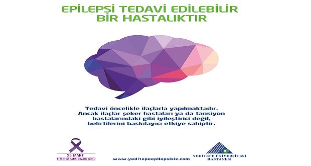Yeditepe'den Epilepsi Uygulaması