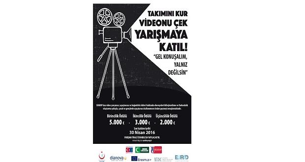Yeşilay'dan Uluslararası Kısa Video Yarışması