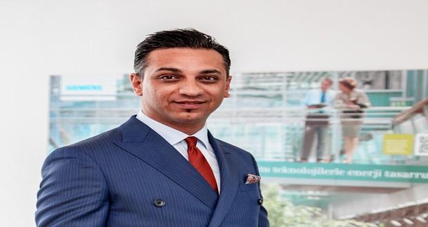 Siemens Türkiye'nin İletişim Direktörlüğü'ne Atama