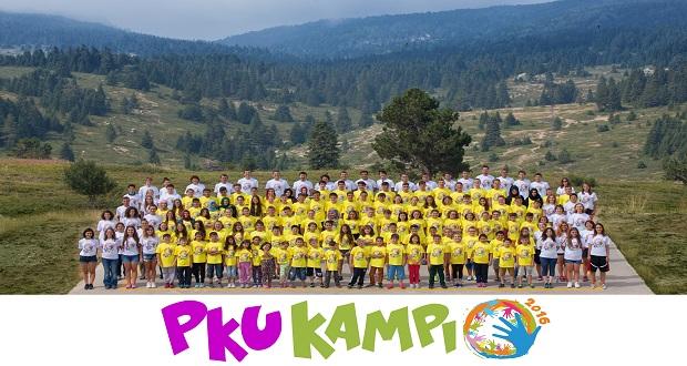 PKU'lu Kampçılar Uludağ'da Buluştu
