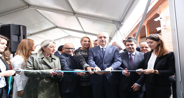 YEDAM'ın Cerrahpaşa Hizmet Binası hizmete açıldı