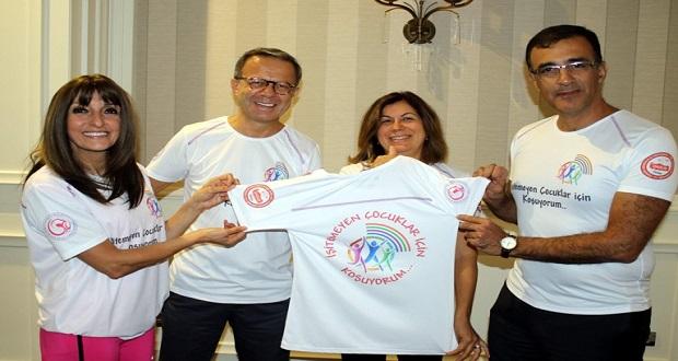 Türkiye'm İşitemeyen Çocuklar İçin Koşuyor!