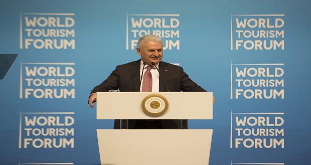 """Turizmin Davos'u """"World Tourısm Forum """"Açılışı Yapıldı"""