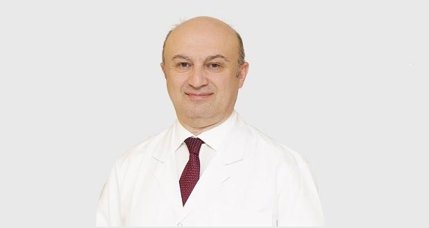 Prof. Dr. Selçuk Peker Koç Üniversitesi Hastanesi'nde