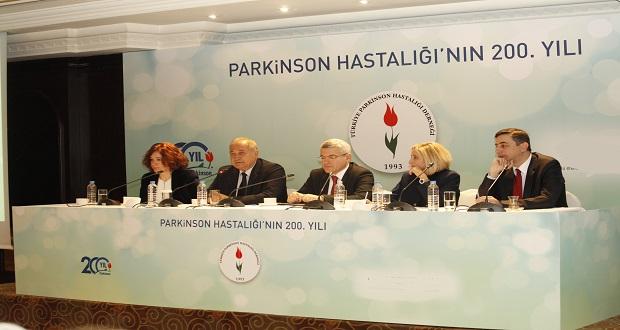 Parkinson Hastalığı'nın 200. Yılında 10 İlde Etkinlikleri Düzenlendi