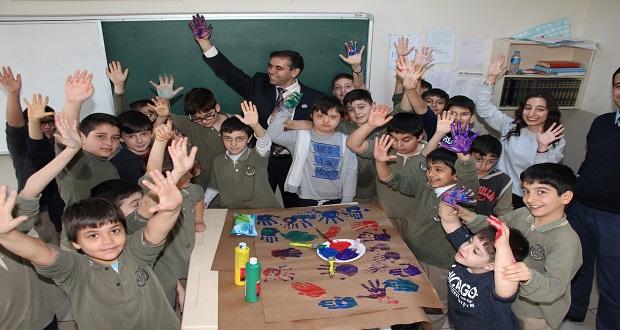 Serebral Palsi'li Öğrenciler 14 Okuldan Arkadaşlar Edindi