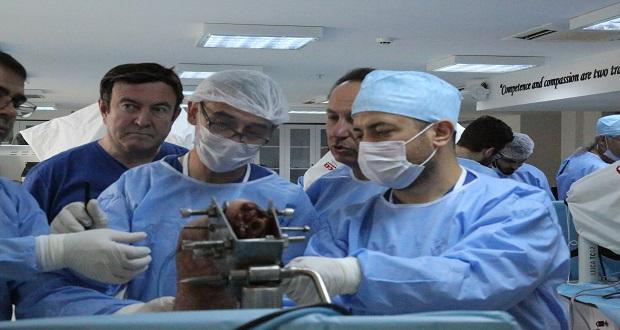 Menisküs Transplantasyon Kadavra Kursu