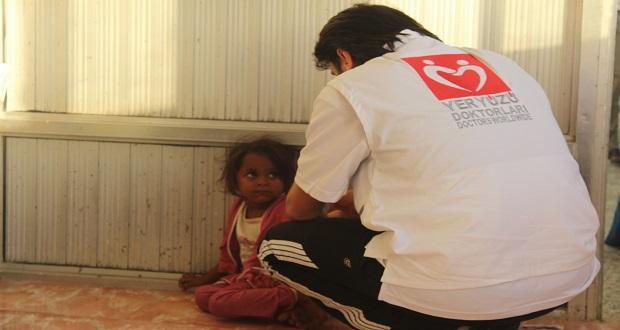 Yeryüzü Doktorları Yemen'deki Kolera Salgınına İlaç Yardımı Yapacak