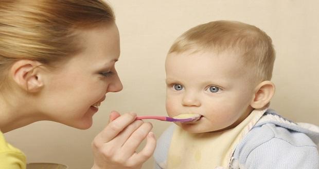 Bebekler İçin Şeker İlavesiz Organik Sütlaç