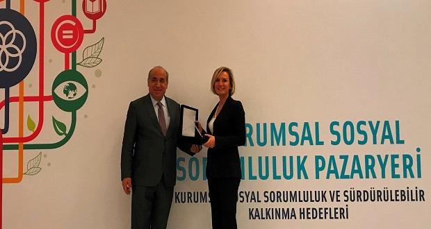 Allianz'ın Sağlık Destek Programına Sağlıklı Bireyler Ödülü