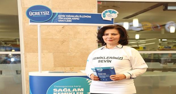 Türkiye Osteoporoz Derneği, Güçlü Kadınlar İçin Sağlam Kemiklere Dikkat Çekiyor