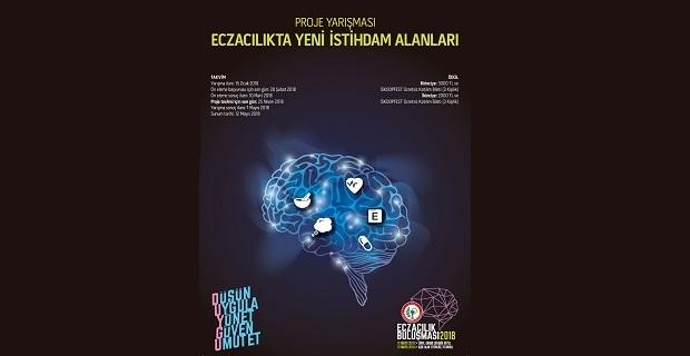 İEO, 'Eczacılıkta Yeni İstihdam Alanları' Konulu Proje Yarışması Düzenliyor
