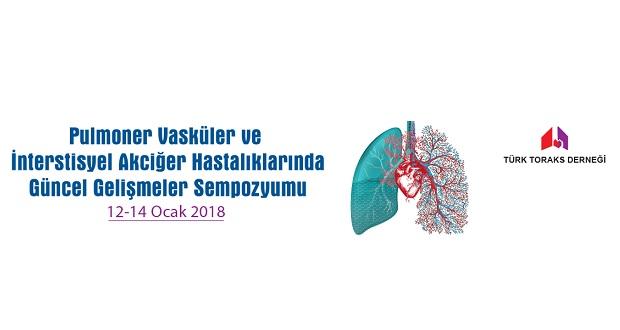 """""""Öksüz Akciğer Hastalıkları"""" İstanbul'da Tartışılacak"""