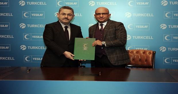 Yeşilay İle Turkcell'den Bağımlılıkla Mücadele İçin İş Birliği Protokolü