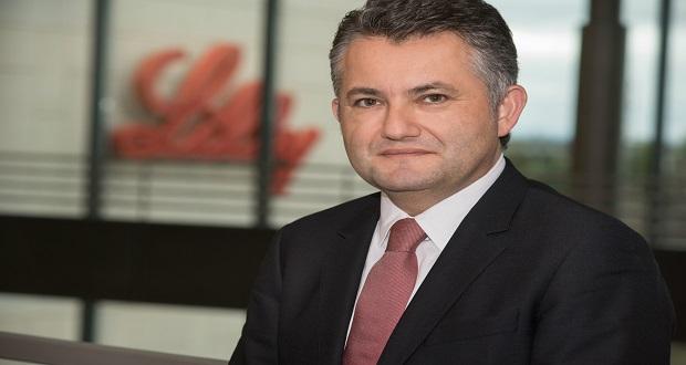 Lilly Almanya'ya Türk Başkan ve Genel Müdür