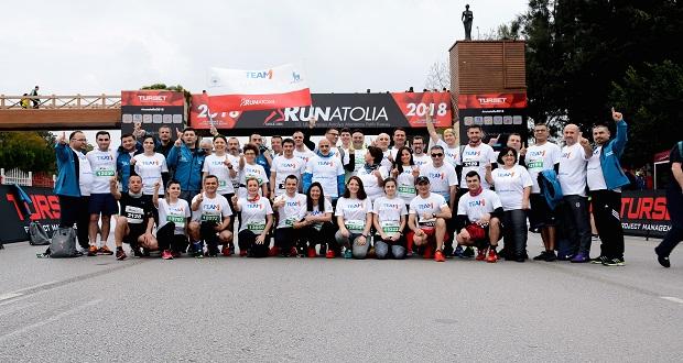Diyabetliler Maraton Koştu