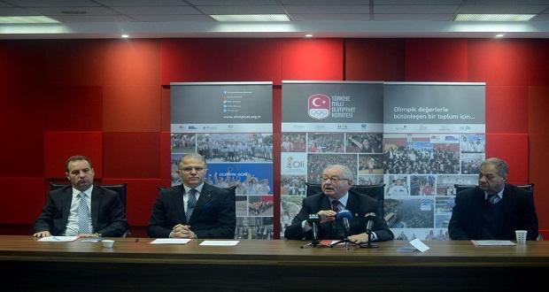 Türkiye Milli Olimpiyat Komitesi Fair Play Üniversiteler Kervanı