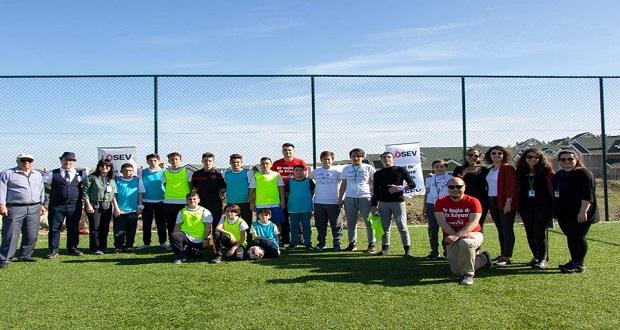 Lösev'de Spor Şenliği Çoşkusu