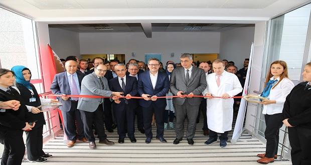 Başakşehir Devlet Hastanesi'nin Ek Hizmet Binası Açıldı