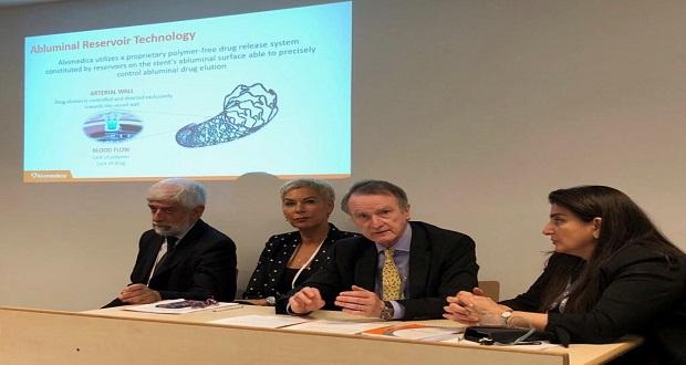 Alvimedica, EuroPCR 2018'de Diab8 Çalışmasını Duyurdu