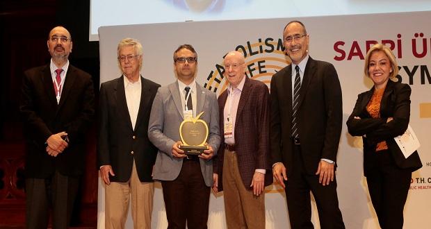 Sabri Ülker Bilim Ödülü Yrd. Doç. Dr. Ömer Yılmaz Oldu